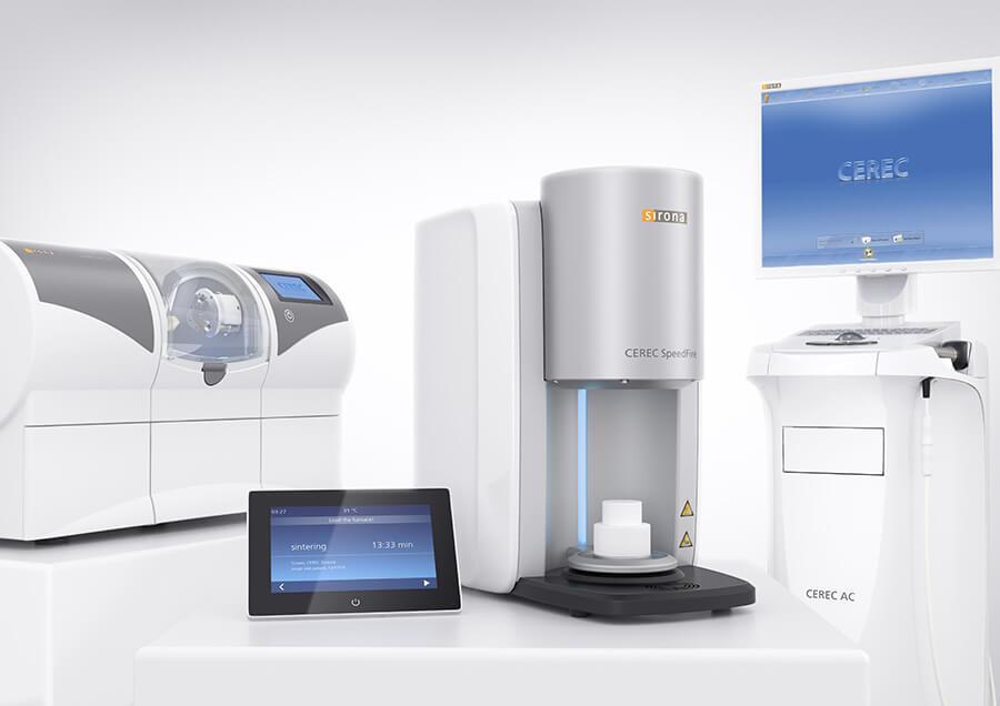 CEREC systém a CAD/CAM technológie